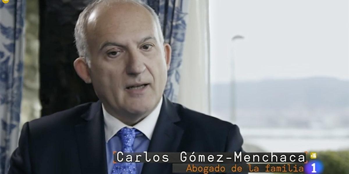 Carlos Gómez Menchaca, abogado de Jonatan Casimiro